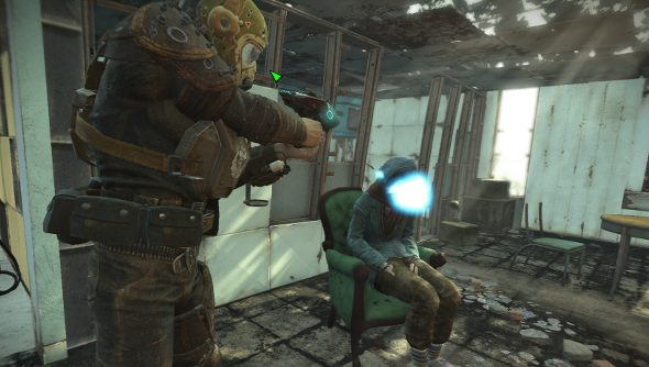 Fallout 4's story fails where New Vegas' doesn't