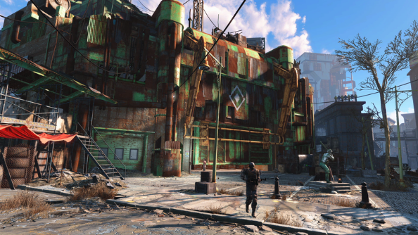 Fallout 4 1080p 30fps