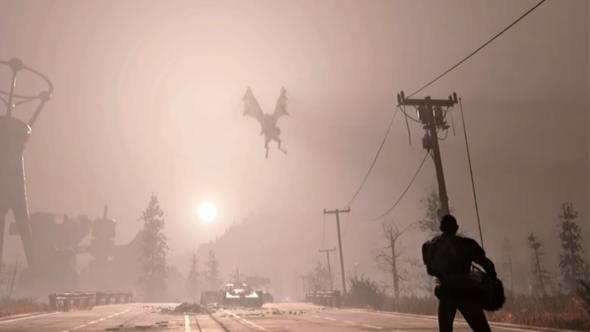 Fallout 76 mothman