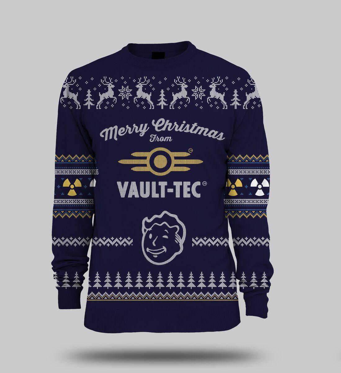 Fallout Christmas Jumper