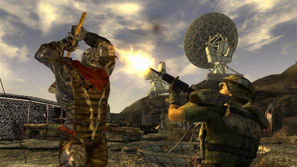 Fallout New Vegas mods