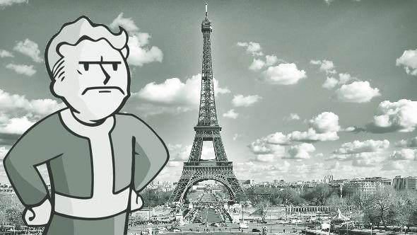 Fallout 5 locations Paris