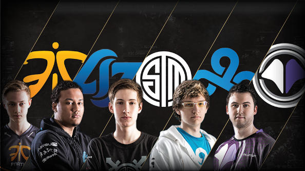 Create your own League of Legends pro team with Fantasy LCS
