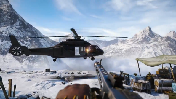 Far Cry 4 has a lot of tools for destruction