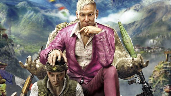 How Far Cry 4's co-op works