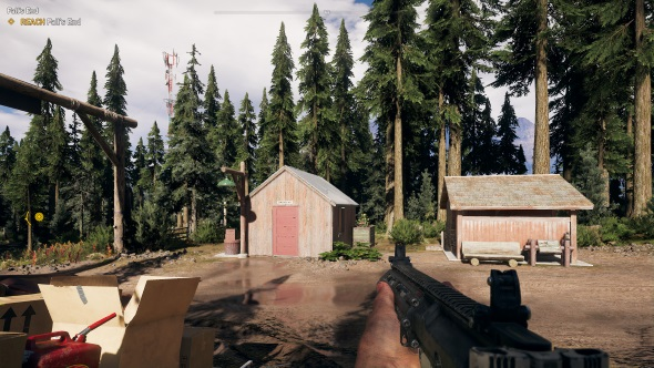 Far Cry 5 PC graphics ultra