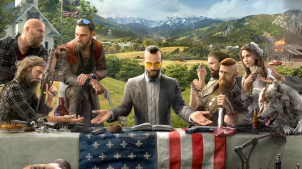 Far Cry 5 cult