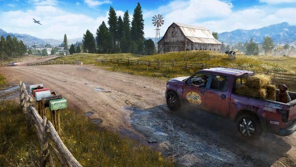 Far Cry 5 farm