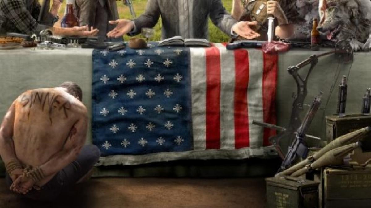 Far Cry 5 Has No Political Message Pcgamesn