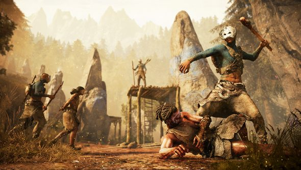 Far Cry Primal announced