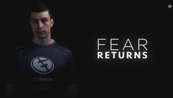 EG.Fear Dota 2