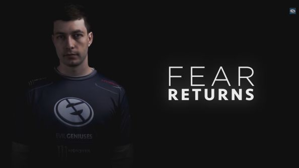 It's not all doom and gloom: EG.Fear returns to Dota 2