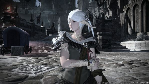 Hands-on with Final Fantasy XIV: Heavensward | PCGamesN