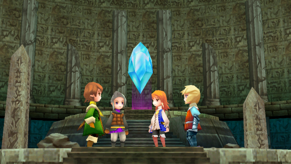 Final Fantasy III has been summoned to the PC