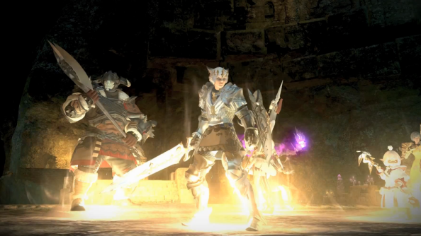 Final Fantasy XIV Dad of Light, a drama about an MMO-playing family, is coming to Netflix
