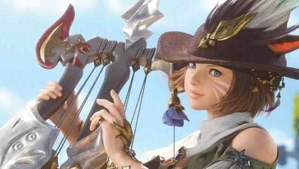 Final Fantasy XIV: A Realm Reborn DirectX 11
