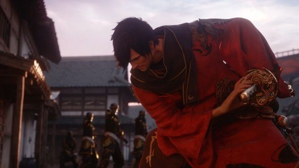 Final Fantasy 14 XIV Stormblood Trailer Reveals Samurai Class