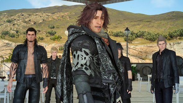 Final Fantasy XV Windows Edition Demo