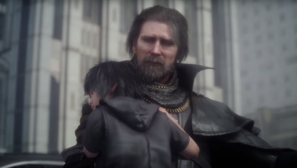 Final Fantasy XV Dawn gamescom trailer