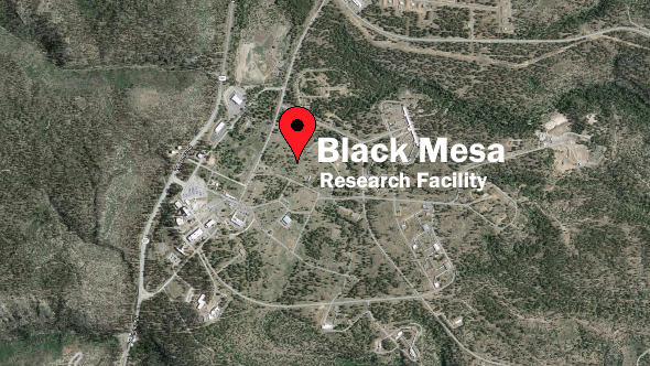 Finding Black Mesa: the hunt for the real Half Life research