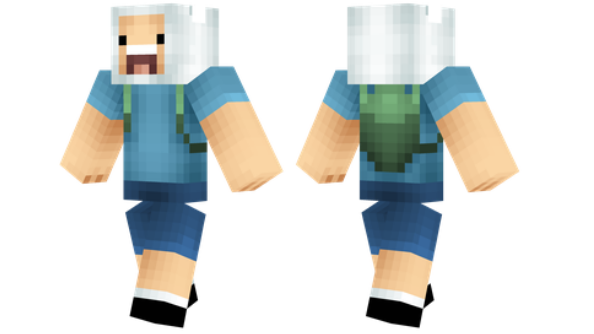 best minecraft skins Finn