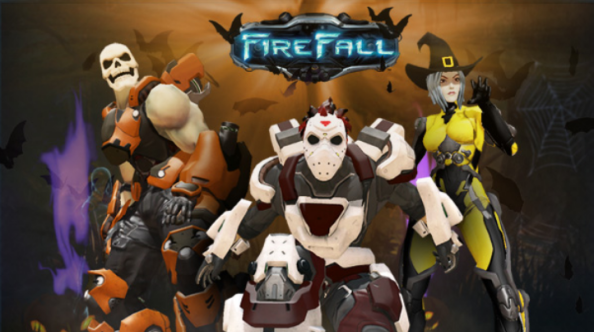 New Firefall patch allows players to dress up for Halloween, introduces feral canines