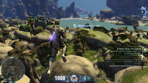 Firefall Preview: Why you should take a trip to the seaside