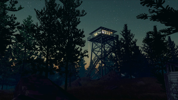 Campo Santo reveal first trailer for Firewatch at PAX