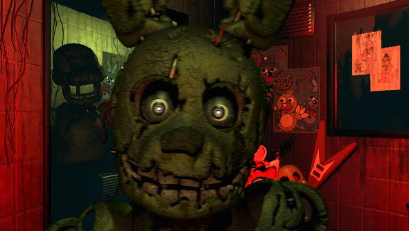 Five Nights at Freddy's 4 release date
