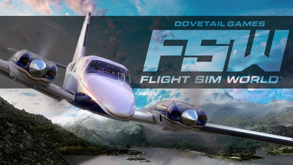 Flight Sim World Announced Microsoft Dovetail Games