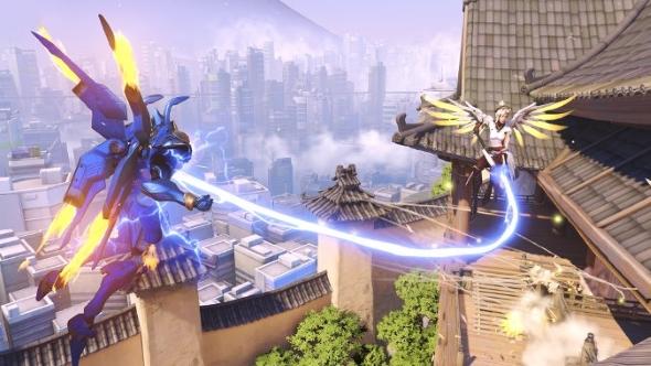 Best Overwatch custom games Flight Fights