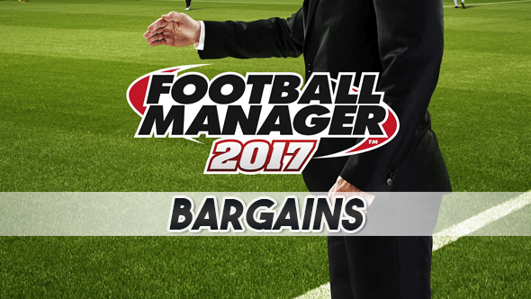 Football Manager 2017: 11 bargains to strengthen a top-flight team
