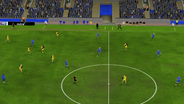 Football Manager 2016's demo offers six months of graphs, charts and people in little shorts