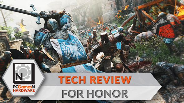 For Honor PC graphics performance analysis
