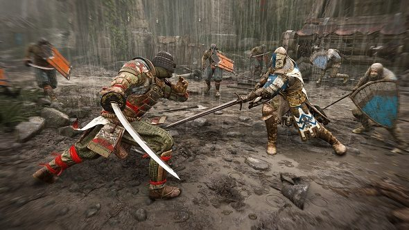 For Honor Clash