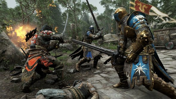 For Honor Day 1 patch brings a bunch of fixes to networking issues