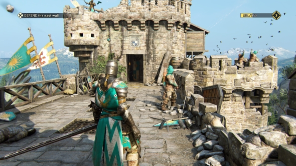 For Honor high graphics