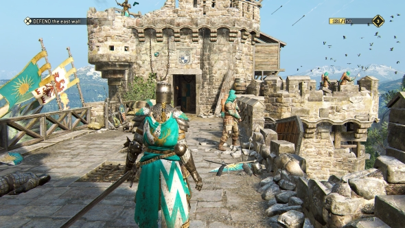 For Honor low graphics