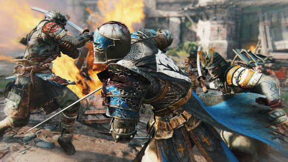 For Honor interview