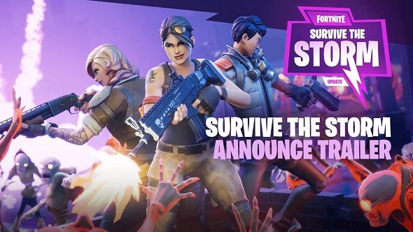 Fortnite Survive the Storm