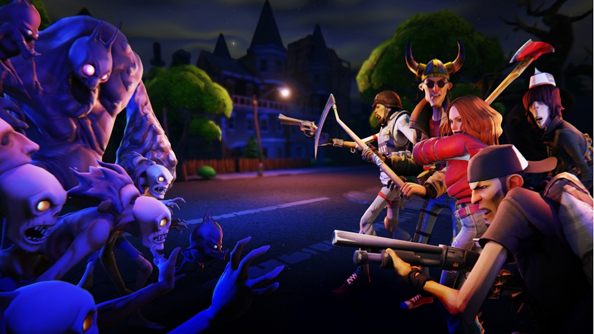 Fortnite is the first UE4 release, and a PC exclusive to boot
