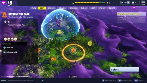 Fortnite Save The World Guide An Introduction To Heroes Squads Quests Skills And Llamas Pcgamesn