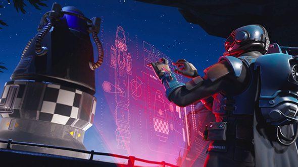 Fortnite season 5 worlds collide