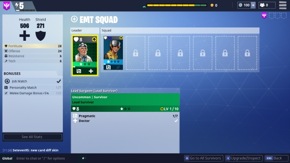 Fortnite Save the World guide – an introduction to heroes