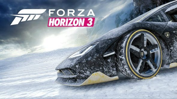 Forza Horizon 3 winter