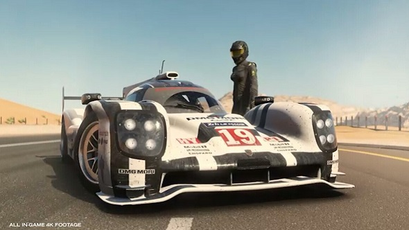 Forza 7 will be playable on mouse and keyboard, or any other