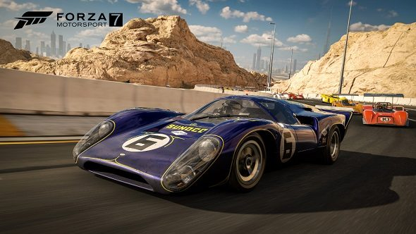 The Forza Motorsport 7 demo is available now | PCGamesN