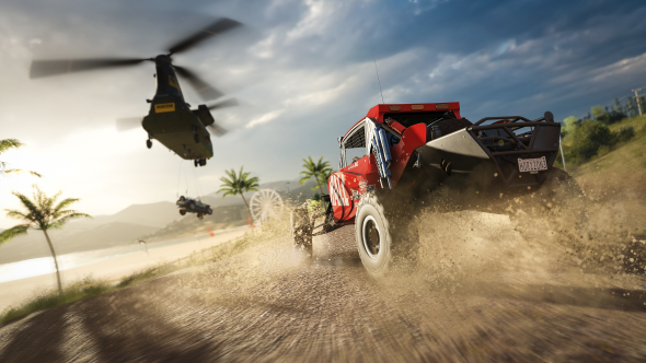 Best Racing Games Forza Horizon 3
