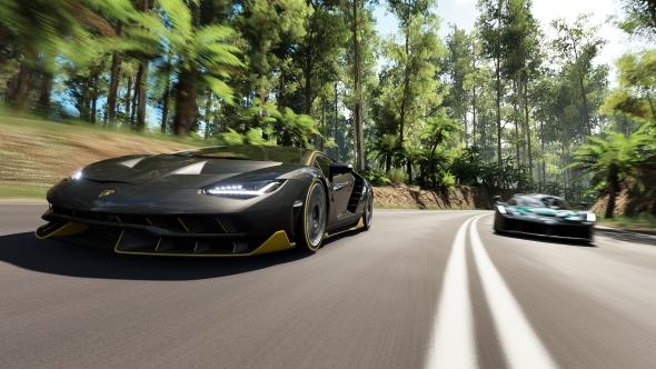 Forza Horizon 3 Game Mode performance