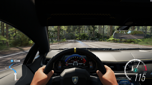 Forza Horizon 3 graphics